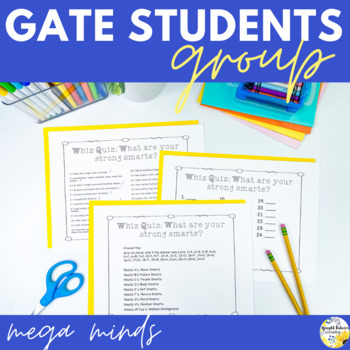 Mega Minds - A small group for GATE students