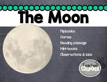 Mega Moon Unit Printables