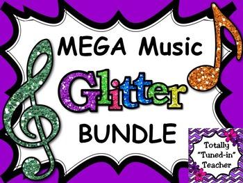 Mega Music Glitter Bundle