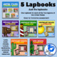MegaBundle #2: Geography, Regions Lapbooks and More for 3r