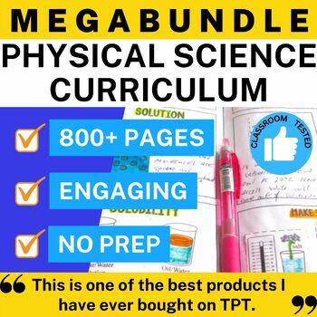 Megabundle Chemistry and Physics