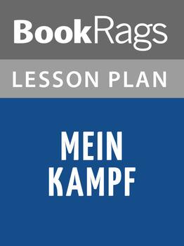 Mein Kampf Lesson Plans