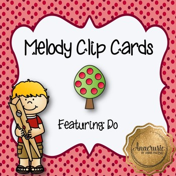 Melody Clip Cards - Do Practice