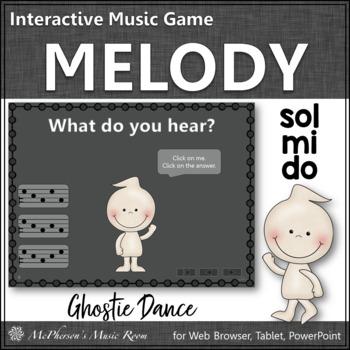 Melody Do Mi Sol (Sol Mi Do) - Ghostie Dance Interactive M