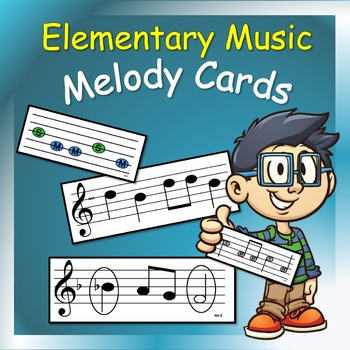 Flash Cards—Melody Flash Card Bundle, K-4