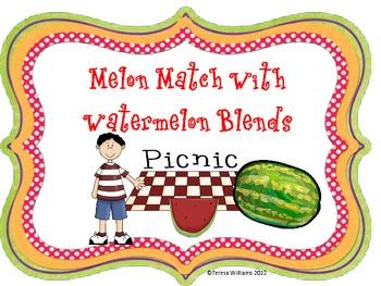 Melon Match With Watermelon Blends