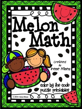 Melon Math ~ 3 Digit Addition & Subtraction With Regroupin