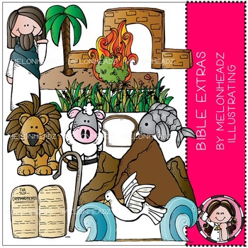 Melonheadz: Bible Extras COMBO PACK