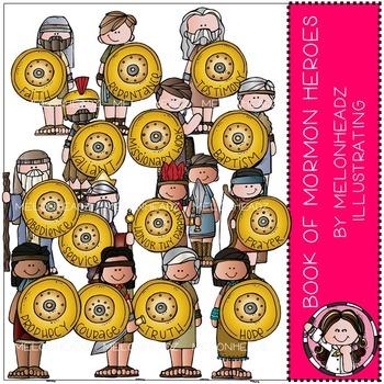 Melonheadz: Book of Mormon prophets COMBO PACK