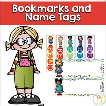 Melonheadz Bookmarks and Desk Plates Bundle