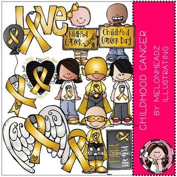 Melonheadz: Childhood Cancer Awareness