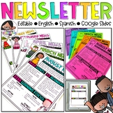 Editable Newsletter Templates {Melonheadz Edition}