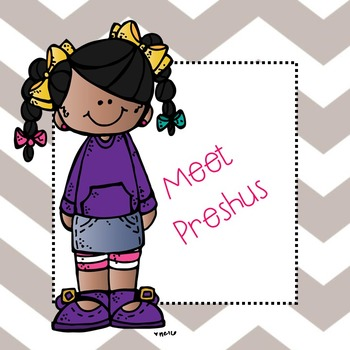 Melonheadz: Meet Preshus Freebie