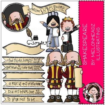 Melonheadz: Shakespeare