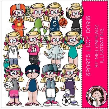 Melonheadz: Sports Lucy Doris