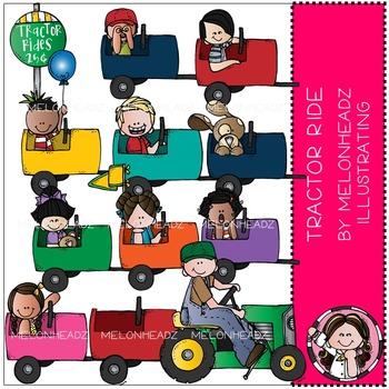 Melonheadz: Tractor Ride