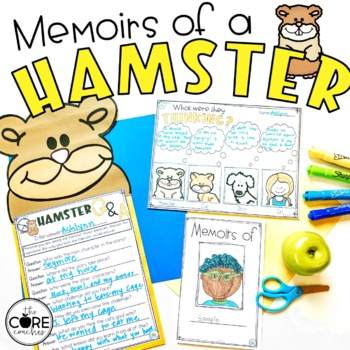 Memoirs of a Hamster Read-Aloud Activity
