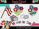 Memorial Day  3 Clipart