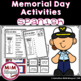 Memorial Day - Día de los Caídos Spanish Activities
