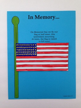 Memorial Day Flag Project