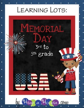 Memorial Day Games and Activities for Third Fourth and Fif
