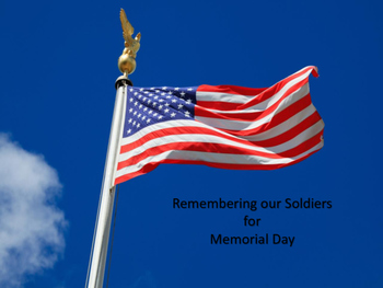 Memorial Day Lesson for Middle Schoolers