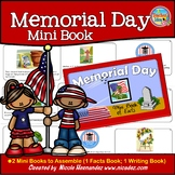 Memorial Day Mini Book