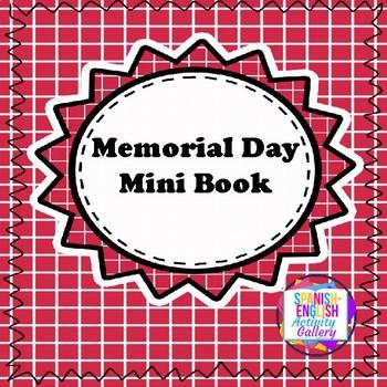 Memorial Day Mini Booklet
