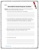 Memorial Day Reader's Theater and Close Reading Toolkit fo