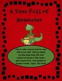 Memory Book - A Year Full of Memories