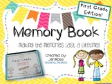 Memory Book {1st Grade Edition}