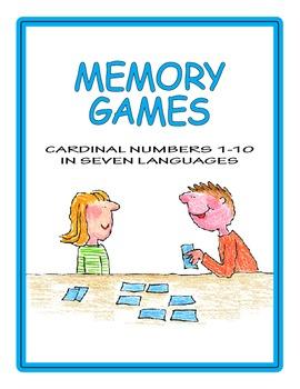 Cardinal Numbers 0-10 FREEBIE
