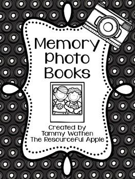 Memory Photo Book {Freebie}