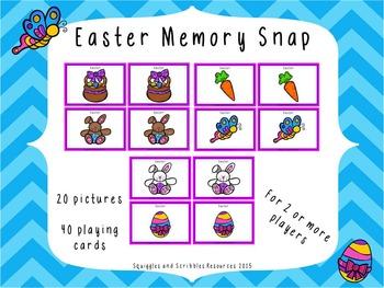 Easter Memory Snap