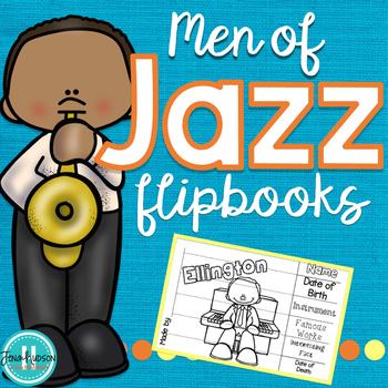 Men of Jazz Flipbooks