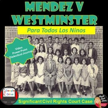 Mendez v Westminster (Para Todos Los Ninos) Film Guide