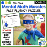 Mental Math Muscles - Doubles