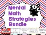 Mental Math Strategies Bundle