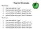 Mental Math Strategies:  Ten Frames