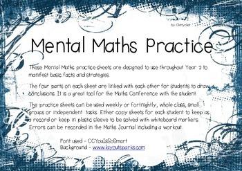 Mental Maths Practice Grade 2