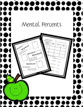 Mental Percent Calculations
