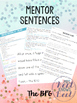 Mentor Sentences - The BFG