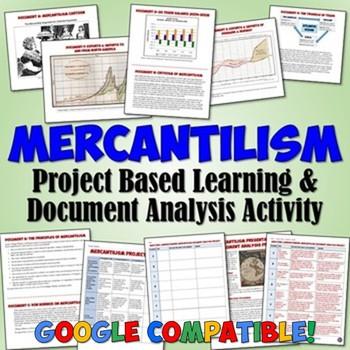 Mercantilism Document Analysis Project