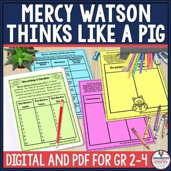 Mercy Watson Thinks like a Pig