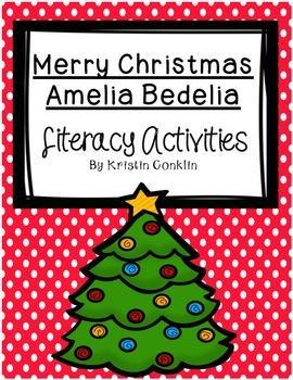 Merry Christmas Amelia Bedelia
