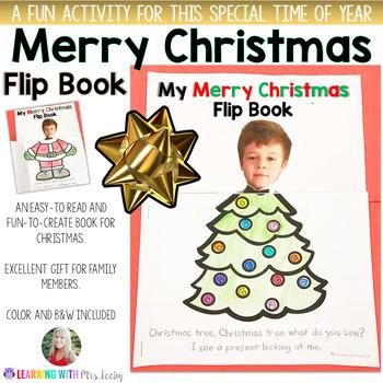 Merry Christmas Flip Book