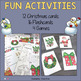 Merry Christmas: activities / flashcards / crackers / Ging