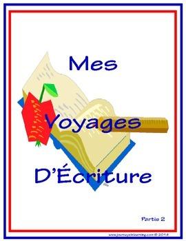 Mes Voyages D'Ecriture    Partie 2
