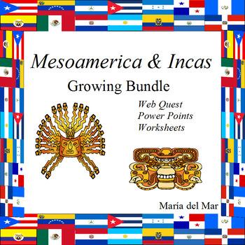 Mesoamerica Unit   (bundle in Spanish)