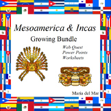 Mesoamerica Unit   (bundle in Spanish)